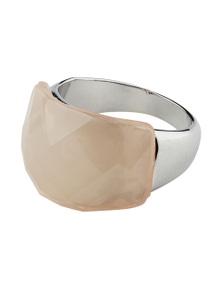 Amber Rose Oracle Ring