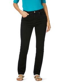 Rockmans Comfort Waist Full Regular Straight Jean