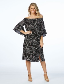 Table Eight Nicki Print Dress