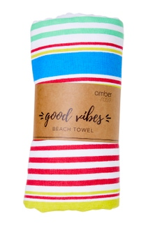 Amber Rose Summer Beach Towel