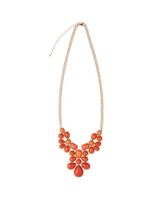 Amber Rose Ombre Necklace