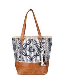 Amber Rose Socal Jacquard Bag
