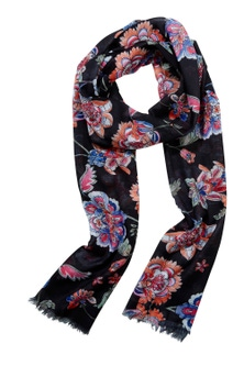 Amber Rose Chelsea Floral Scarf