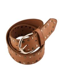 Amber Rose Stud Detail Belt