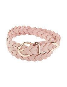 Amber Rose Romantic Weave Belt