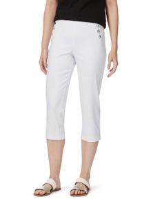 Rockmans Crop Length Stud Pocket Pant