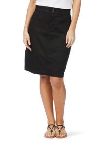 Rockmans Jewel Detail Skirt