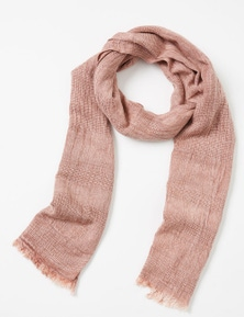 Amber Rose Textured Scarf