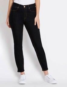 Rockmans Full Length Five Pocket Jean