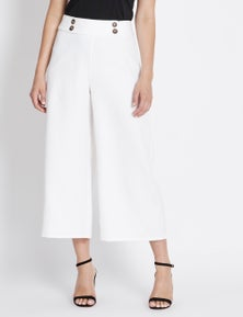 Table Eight Cross Over 7/8 Button Pant