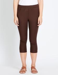 Rockmans 7/8 Length Pocket Leg Pants
