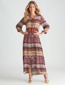 MARLEY PRINT DRESS