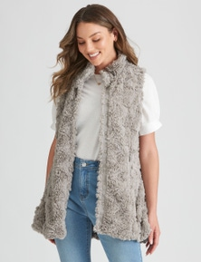 Rockmans Teddy Gilet