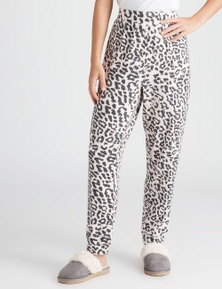 Rockmans Cosy Aninmal Print Sleepwear Pant