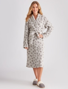 Rockmans Cosy Bathrobe