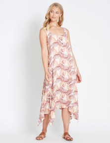 Rockmans Sleeveless Utility Dress