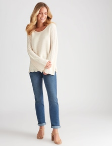 Rockmans Regular Length Comfort Waist Jean