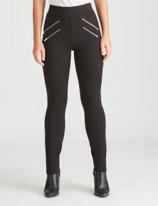 Table Eight Full Length Ponte Pant