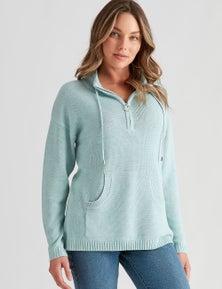 Rockmans Long Sleeve Knit Sweater