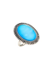 Amber Rose Malibu Shell Finger Ring