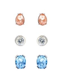 Amber Rose Essential Sparkle Earring Set