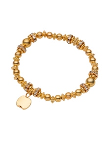 Amber Rose Isla Gold Bracelet