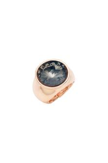 Amber Rose Third Eye Finger Ring