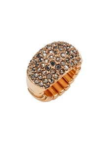 Amber Rose Galaxy Stretch Finger Ring