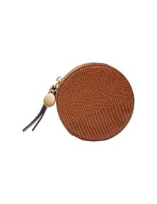Amber Rose Round Coin Purse