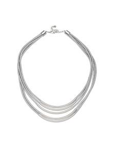 Amber Rose Africa Multi Strand Necklace