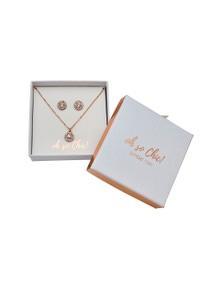 Beme Hot Buy - Earring & Necklace Boxed Set