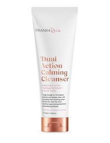 Frank & Rosie Dual Action Calming Cleanser