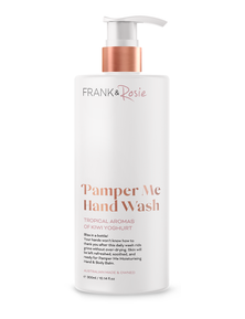Frank & Rosie Pamper Me Hand Wash