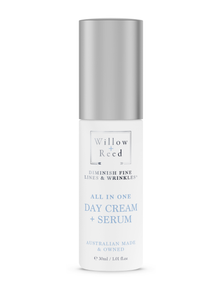 Willow + Reed ALL IN ONE DAY CREAM + SERUM