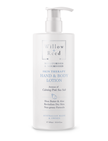 Willow + Reed SKIN THERAPY HAND & BODY LOTION