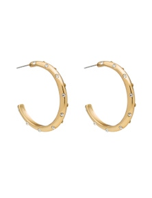 Amber Rose Punky Hoops