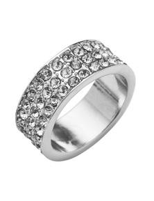 Amber Rose Allround Finger Ring
