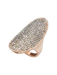 Amber Rose Full On Crystal Finger Ring