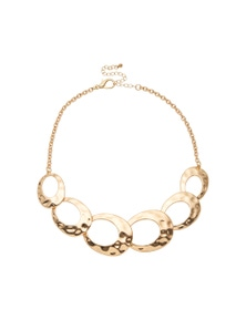 Amber Rose Staple Statement Necklace