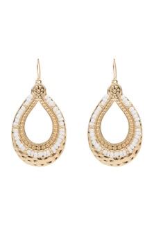 Amber Rose Gipsy Drop Earrings