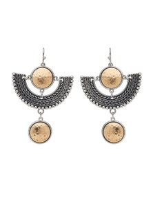Amber Rose Pilato Drop Earrings