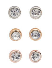 Amber Rose Essential Earring Set