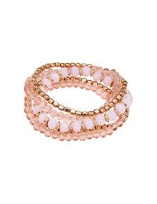Amber Rose Intuition Multi Strand Bracelet