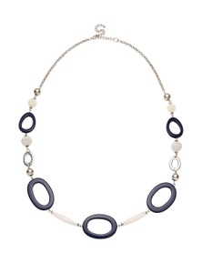 Amber Rose Alliance Rope Necklace