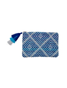 Amber Rose Textured Pouch