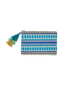 Amber Rose Ethnic Pouch