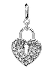 CHARMED COLLECTION HEART CHARM