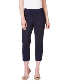 W.Lane Comfort Crop Length Pant