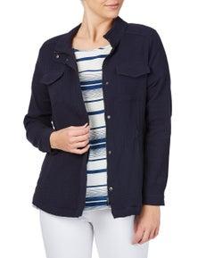 W.Lane Double Cloth Jacket