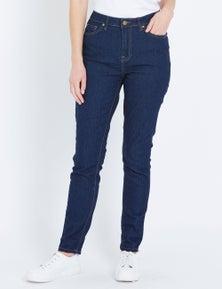 W.Lane Slim Full Length  Jean